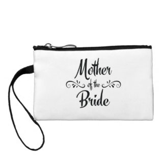 Mother of the Bride - Funny Rehearsal Dinner Change Purses