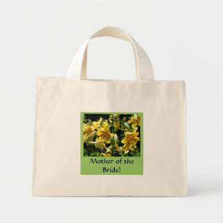 Mother of the Bride! gift Tote Bag Wedding Party