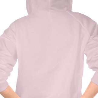 Mother of the bride hooded pullover