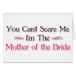 Mother of the Bride Humor Greeting Card