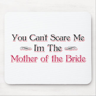 Mother of the Bride Humor Mouse Pad