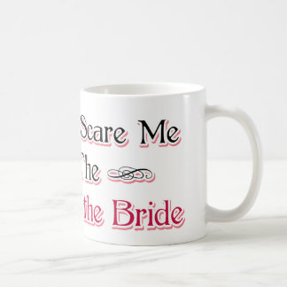 Mother of the Bride Humor Classic White Coffee Mug