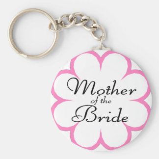 Mother Of The Bride Keychain
