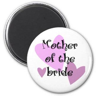 Mother of the Bride Refrigerator Magnet