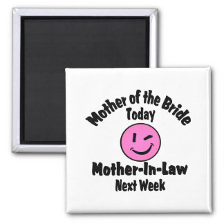 Mother of the Bride Magnet