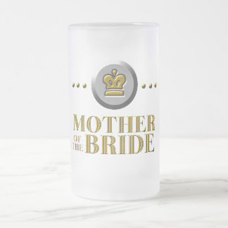 MOTHER OF THE BRIDE MUG ROYALE
