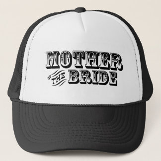 Mother of the Bride - Old West Trucker Hat