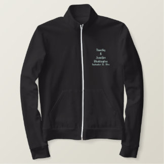 Mother of the Bride Personalized Embroidered Jackets