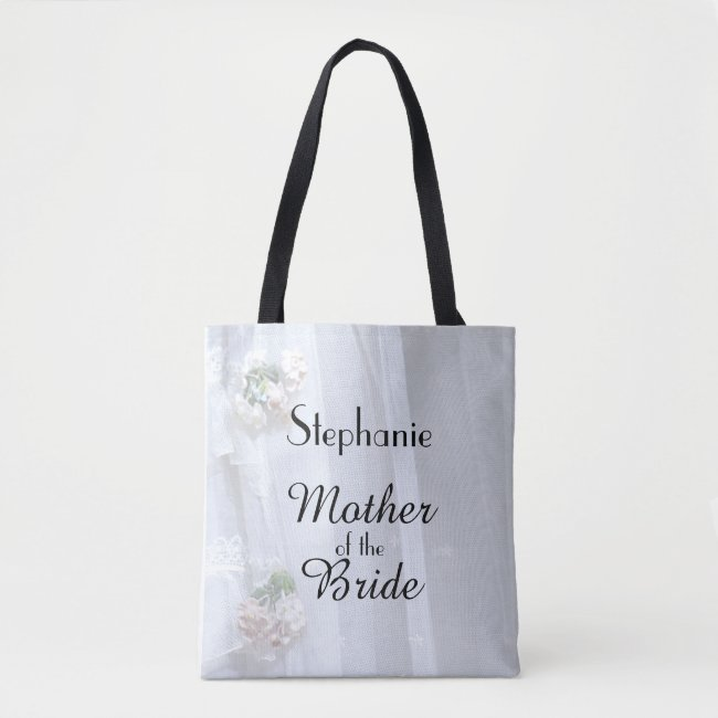 Mother of the Bride Personalized Faux Vintage Lace