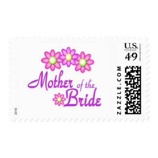 Mother of the Bride Postage Stamps