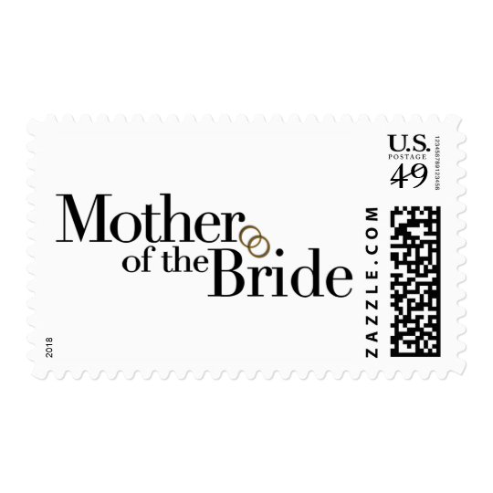Mother Of The Bride Postage