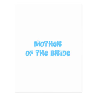 Mother of the Bride Postcards