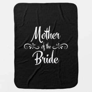 Mother of the Bride Receiving Blanket