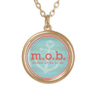 Mother of the Bride Sailor Necklace
