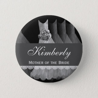 MOTHER OF THE BRIDE Silver Gowns V1D Button