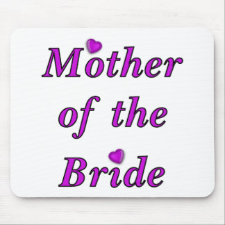Mother of the Bride Simply Love Mousepads