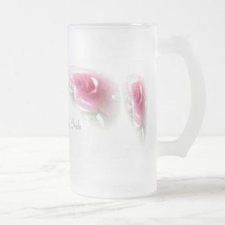 Mother of the Bride Soft Rose - frosted mug