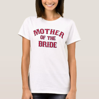 Mother of the Bride-Team Est. 2016-CUSTOM Tshirt