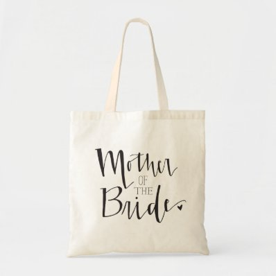 Mother of the Bride Tote Budget Tote Bag