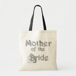 ♥ Mother of the Bride ♥ Very Pretty Design ♥ Canvas Bags