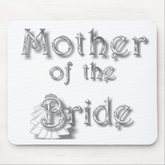♥ Mother of the Bride ♥ Very Pretty Design ♥ Mouse Pad