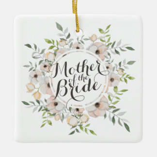 Mother of the Bride Watercolor | Ornament