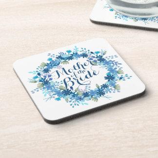 Mother of the Bride Winter Wedding   Coaster