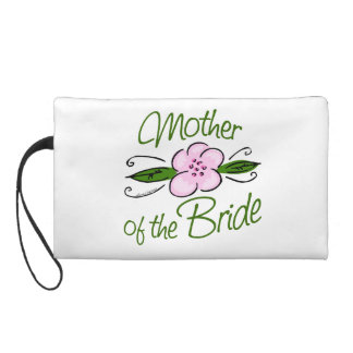 Mother of the Bride Wristlet