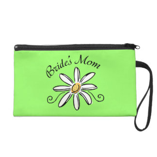 Mother of the Bride Wristlet Purse