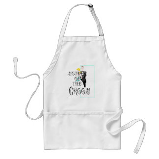 Mother Of The Groom Adult Apron