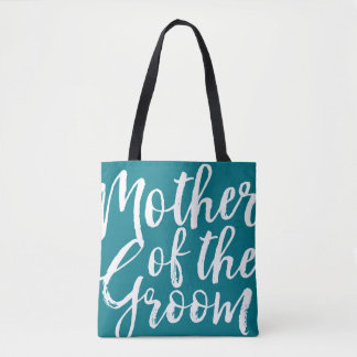 Mother of the Groom Bag Custom Color All Over Tote