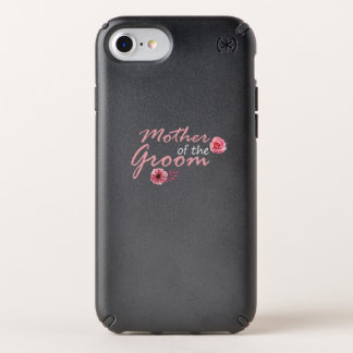 Mother of the Groom  Bridal Party Team Wedding Speck iPhone Case