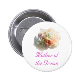Mother of the Groom Buttons