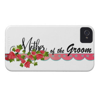 Mother of the Groom iPhone 4 Covers