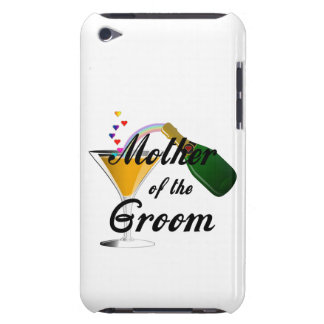 Mother of the Groom Champagne Toast iPod Touch Case