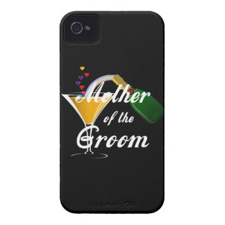 Mother of the Groom Champagne Toast Blackberry Bold Covers