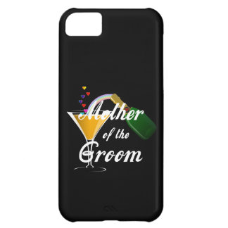 Mother of the Groom Champagne Toast Cover For iPhone 5C