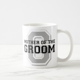 Mother of the Groom Cheer Classic White Coffee Mug