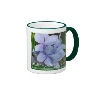 Mother-of-the-Groom gift Ringer Coffee Mug