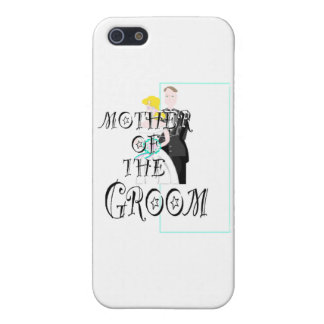 Mother Of The Groom iPhone 5 Covers