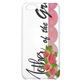 Mother of the Groom Cover For iPhone 5C