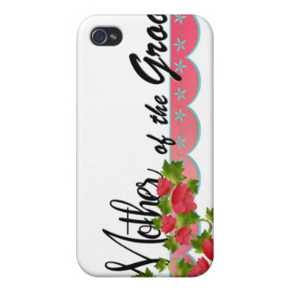 Mother of the Groom Case For iPhone 4