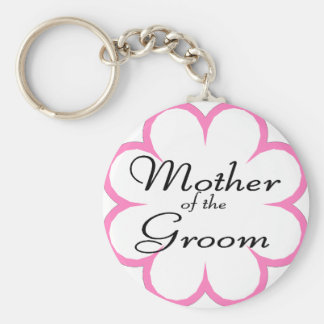 Mother Of The Groom Keychain
