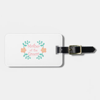 Mother of the Groom Tags For Bags