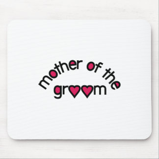 Mother Of The Groom Mouse Pad