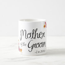 Mother of the Groom Ornate Coffee Mug