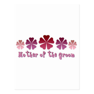Mother of the Groom Postcards