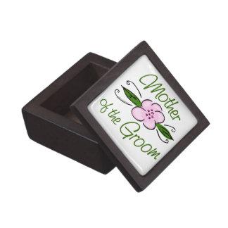 Mother of the Groom Premium Trinket Box