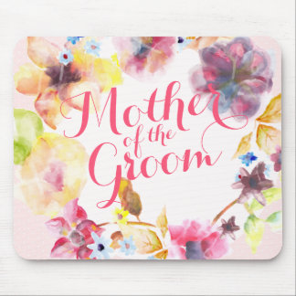 Mother of the Groom Spring Wedding | Mousepad