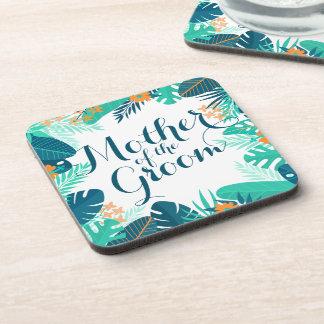 Mother of the Groom Summer Wedding   Coaster
